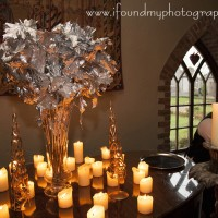 Wedding planners styling