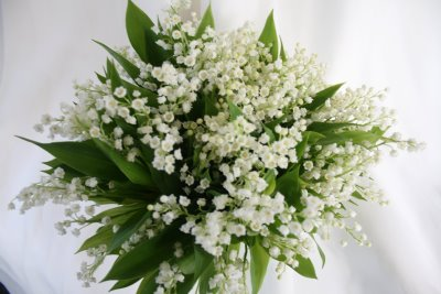 Modern Wedding Flowers on These Are Classic Wedding Flowers And Have The Most Wonderful Scent