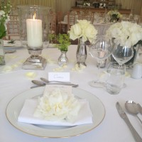 Wedding styling-table