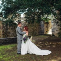Getting married in an ancient castle