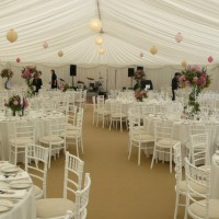 Wedding planning-marquee