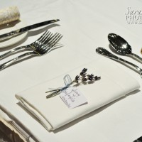 Wedding planner styling